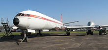 Airplane Picture - Comet 4C Canopus at the British Aircraft Heritage Museum, Bruntingthorpe Aerodrome