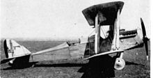Airplane Picture - An early production DH.4