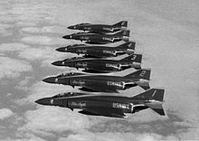 Airplane Picture - The Blue Angels flew F-4Js from 1969 to 1974.