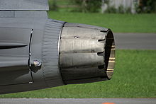 Airplane Picture - Gripen engine nozzle