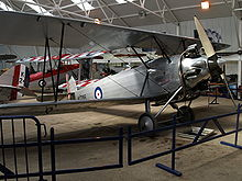 Airplane Picture - Airworthy Hawker Tomtit at the Shuttleworth Collection