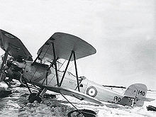 Airplane Picture - Hawker Tomtit of the R.C.A.F.