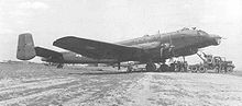 Airplane Picture - A Junkers Ju 290 in U.S. markings after the war