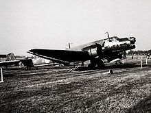 Airplane Picture - The only complete Junkers Ju 86 in the world, (1976)