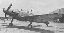 Airplane Picture - A M6A1-K Nanzan