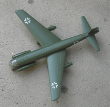Airplane Picture - Top view (Model)