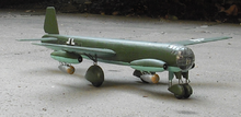 Airplane Picture - Side view (Model)