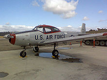 Airplane Picture - North American L-17A, flown by the Commemorative Air Force, Camarillo Airport.
