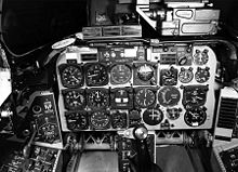 Airplane Picture - The cockpit of an F-100D