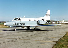 Airplane Picture - USAF T-39A