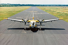 Airplane Picture - YC-125B