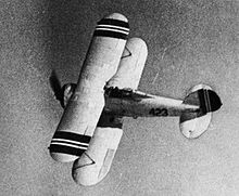 Airplane Picture - NoAAS Gloster Gladiator 423 in 1938-1940