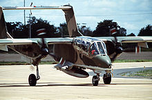 Airplane Picture - A RTAF OV-10C at Korat in 1987