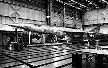 Airplane Picture - XF-103 mock-up