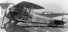 Airplane Picture - Czechoslovakian SPAD S.VII
