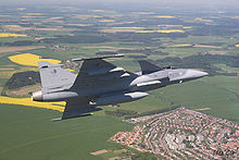 Airplane Picture - Saab JAS 39 Gripen of the Czech Air Force