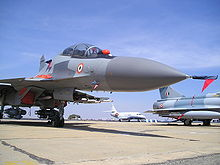 Airplane Picture - Sukhoi-30MKI, Indian Air Force, Aeroindia 05.
