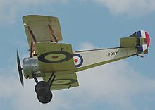 Airplane Picture - The Shuttleworth Collection's Pup in flight