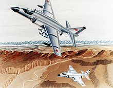Airplane Picture - Artist's concept drawing of the Su-25
