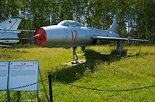 Airplane Picture - The S-26 on display at Monino