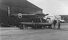 Airplane Picture - S.6 at Calshot c. 1929