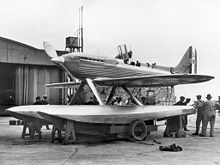 Airplane Picture - Supermarine S.6B, S1596