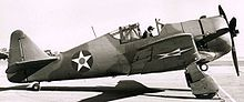 Airplane Picture - USAAC P-64