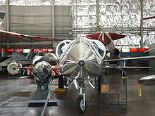 Airplane Picture - X-3 Stiletto in the R&D hangar of the National Museum of the United States Air Force