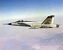 Airplane Picture - YF-17