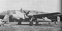 Airplane Picture - Focke-Wulf Fw 191 Side View