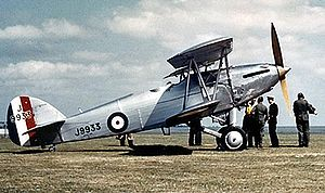 Warbird Picture - Hawker Hart