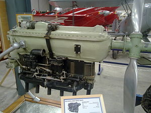 Airplane Picture - Preserved at the Shuttleworth Collection One of the original Gipsy Six R racing engines that was fitted to the winning DH.88 Comet Grosvenor House (background) of the MacRobertson Air Race in 1934, the engines were removed from the aircraft following the race and replaced with the more reliable standard Gipsy Six engines.