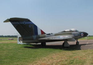 Warbird Picture - Gloster Javelin XH903