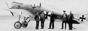 Airplane Picture - Third-built example of the Junkers J.2, E.252/16