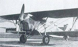 Warbird Picture - Kawasaki Ki-3 (Army Type 93-1 single-engine Light bomber)
