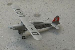 Airplane Picture - Focke-Wulf Fw 159
