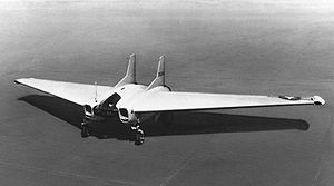 Warbird Picture - The sole prototype XP-79B.