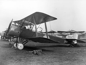 Sopwith 1A Strutter