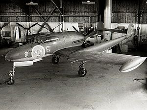 Warbird Picture - Saab A 21A-3