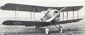 Sopwith TF.2 Salamander