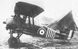 Warbird Picture - William George Barker's Snipe