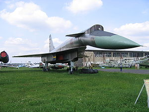 Warbird Picture - Sukhoi T-4