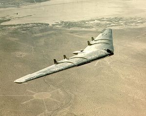 Warbird Picture - YB-49
