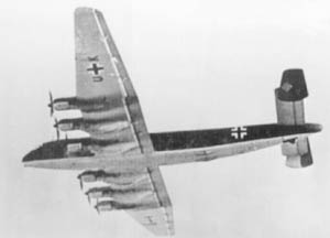 Warbird Picture - Junkers Ju 390 V1