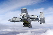 Airplane Pictures - A-10 Thunderbolt II, fully loaded