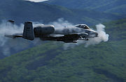 Airplane Pictures - Firing the 30 mm GAU-8 Avenger cannon - Plane Video, Airplane Video, Aircraft Photos, Plane Photos, Aviation, Airplane Pictures