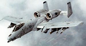 Airplane Pictures - A-10 Thunderbolt