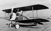 Airplane Pictures - RAF Sopwith Camel during World War I