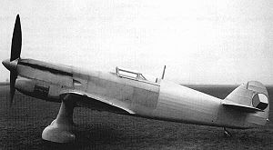 Warbird Picture - Avia B.35