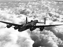 Warbird Picture - Avro Lancaster B I